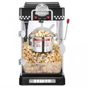 popcornmaskin great northern popcorn company little bambino black