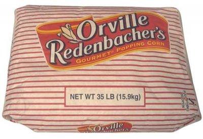 Popcornmajs Orville Redenbacher