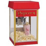 Gold Medal 2404 Red - 4oz Pop Corn Popper (table top)