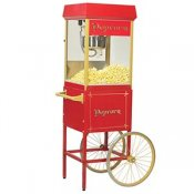 Gold Medal 2408CRT 8oz Pop Corn Machine Including Cart