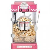 popcornmaskin great northern popcorn company little bambino pink