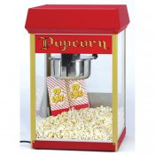 8oz-Professional-Pop-Corn-Maker-Bordsmodell-#2408-Gold-Medal-bords-modell-red-röd