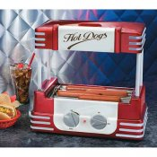Retro Serie Hot Dog Grill