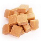 Soft old english fudge
