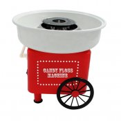 Sockervaddsmaskin retro Fairground candy floss