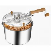 Popcornkastrull Stove Twister. Great Northern Popcorn Company
