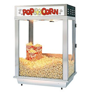 Citation-Deluxe-Popcorn-Staging-Unit-#2025ST-Gold-Medal