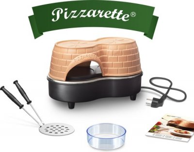 Pre-Bake Pizzarette Duo. Emerio