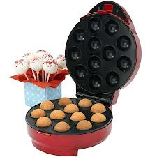 American Originals EK1071 CakePop Maker In Red bundle