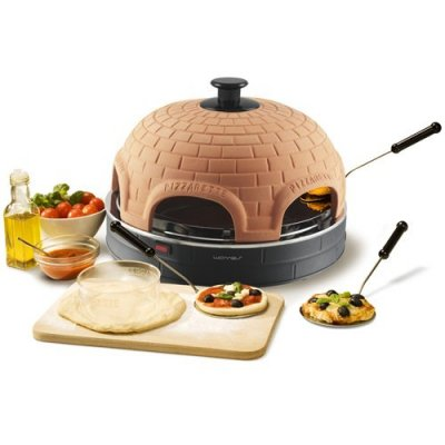 waves pizza maker terrakotta pizzaugn PO-102929