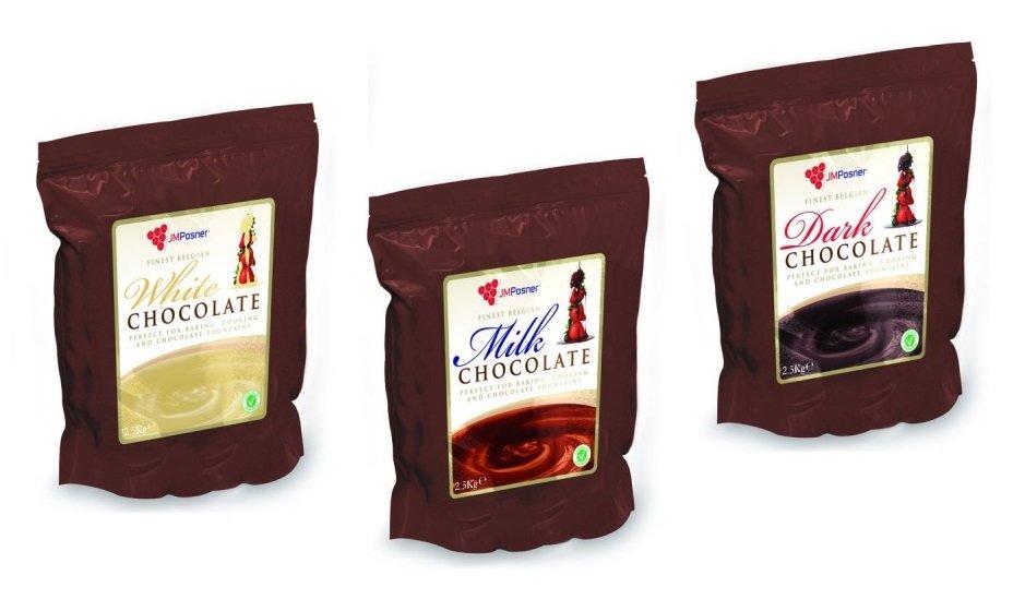 choklad till chokladfontän