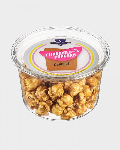 smaksatta popcorn köpa